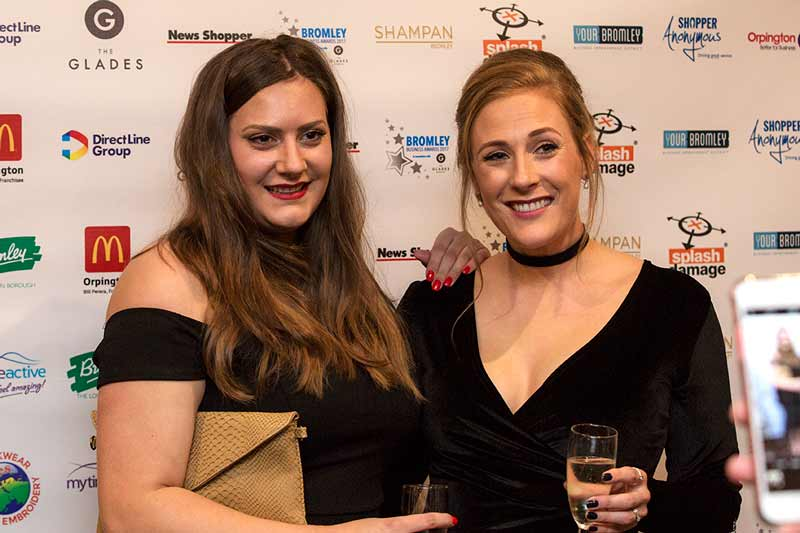 Premier Orthodontics at Bromley Business Awards 2017