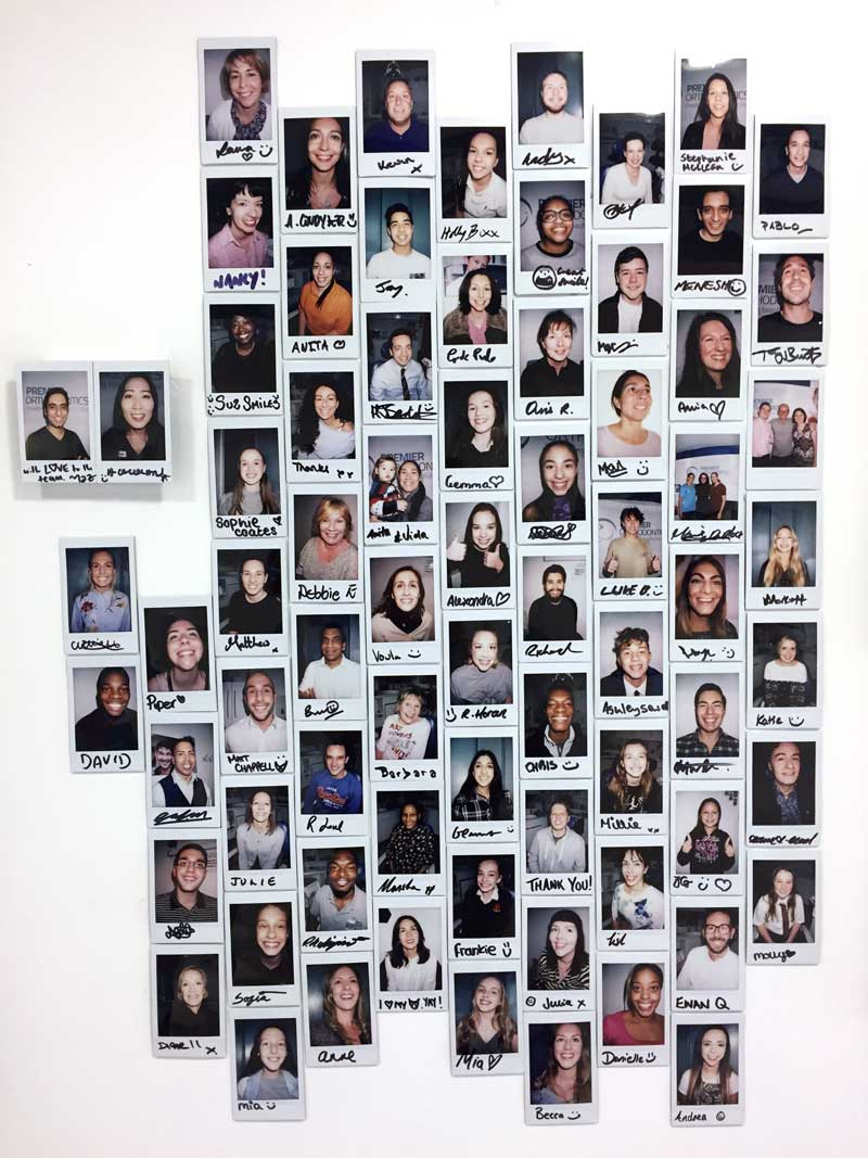 Bromley Orthodontist Reviews Wall of Fame