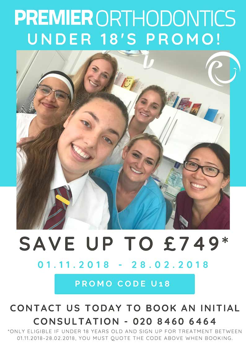 Dental Promotions for Childrens Braces Special Offers 1