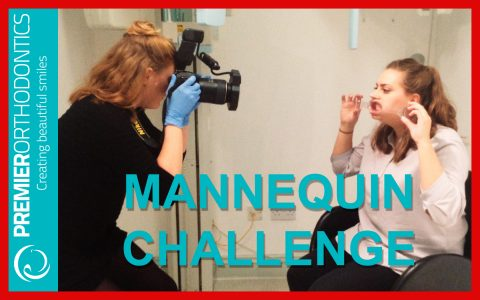 Mannequin Challenge Orthodontist Style