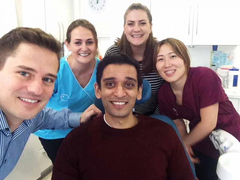 Orthodontist Eltham London