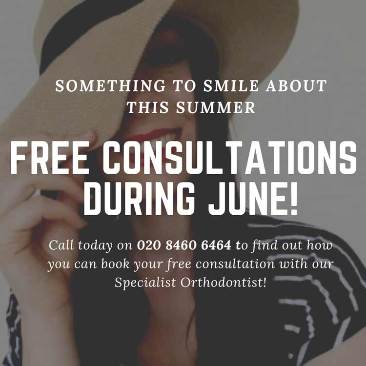 Free Orthodontic Consultations London Bromley Kent by Premier Orthodontics