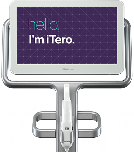 iTero Invisalign 3D Scanner by Premier Orthodotics