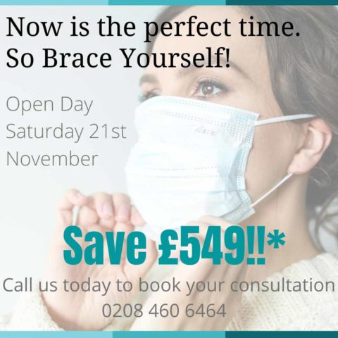 Cheap Invisalign Offers Deals & Discounts London by Premier Orthodontics Nov 2020