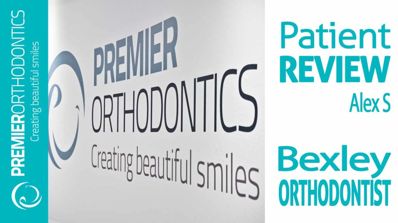 Orthodontist near Bexley Review by Alex S Premier Orthodontics [VIDEO]